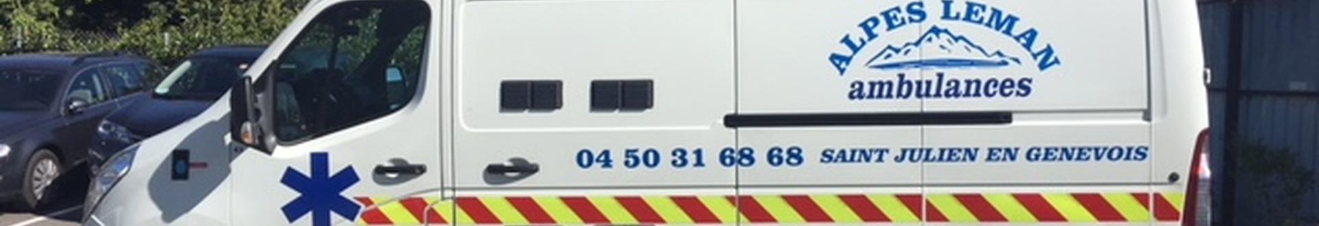 Alpes Léman Ambulances